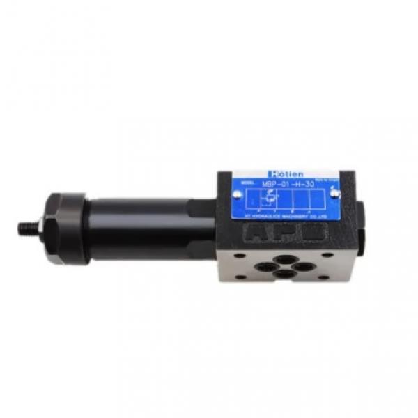 Vickers PVH057R02AA10B252000001A E10001 Piston pump PVH #1 image