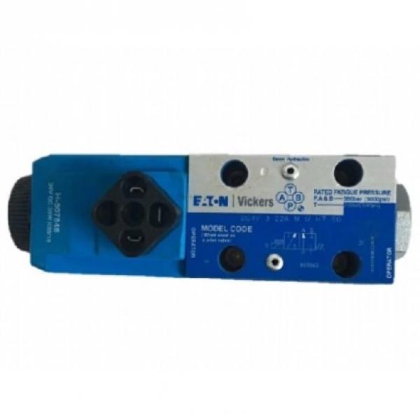 Vickers PVQ40AR05AB10A2100000100 100CD0A Piston Pump PVQ #1 image