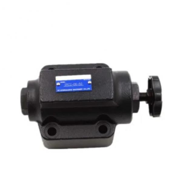 Vickers PV032R1K1AYNMMC+PGP505A0080CA1 Piston Pump PV Series #1 image