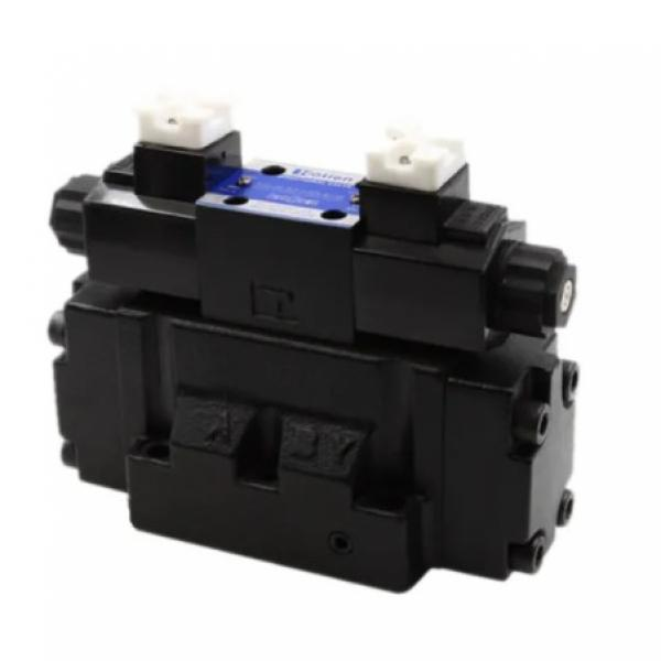 Vickers PV016R1K1AYNMMC+PGP511A0140CA1 Piston Pump PV Series #1 image