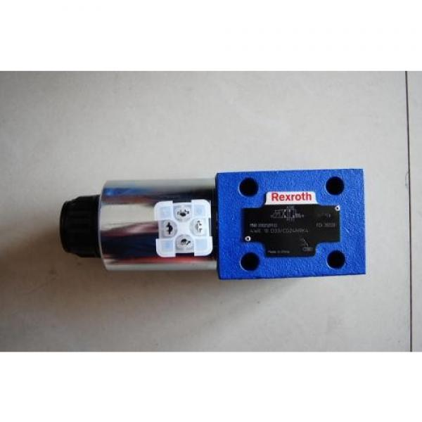 REXROTH 4WE 6 C7X/HG24N9K4 R901089245 Directional spool valves #2 image