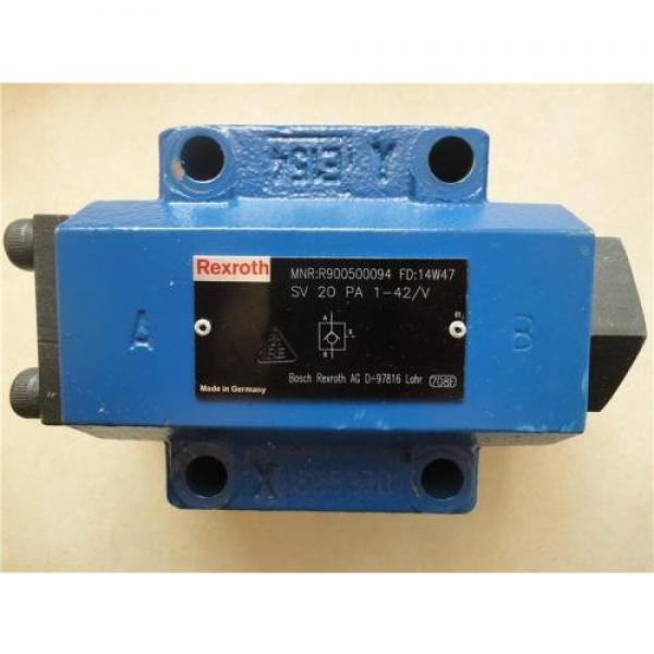 REXROTH 4WE 10 C5X/OFEG24N9K4/M R901278786 Directional spool valves #2 image