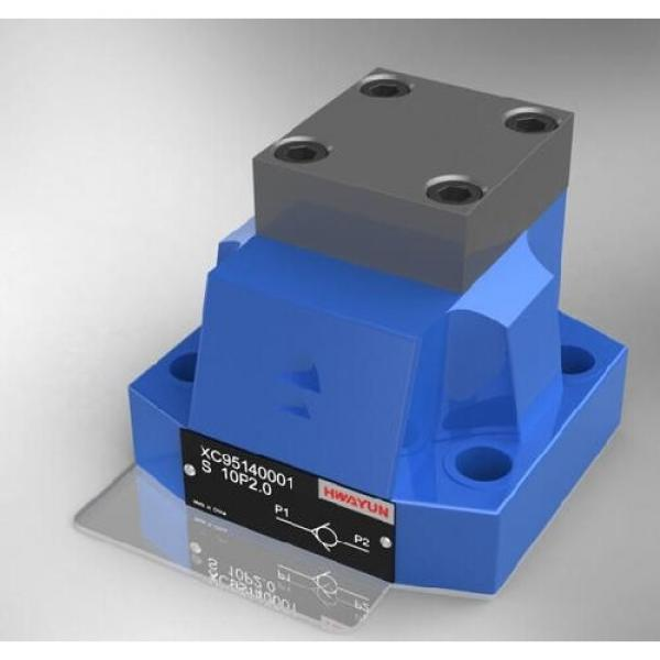 REXROTH DR 10-5-5X/200YM R900598358 Pressure reducing valve #2 image