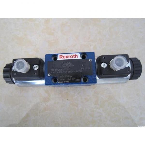 REXROTH 4WE 10 J3X/CG24N9K4 R900589988 Directional spool valves #2 image